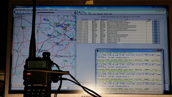 APRS – Making it work - Outernet Technologies - Othernet   Discussions